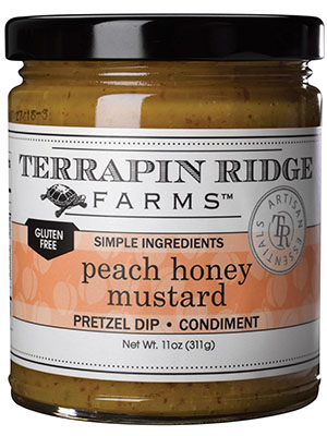 Peach Honey Mustard