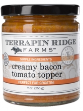 Creamy Tomato Bacon Topper