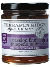 Passion Fruit Jalapeno Gourmet Jelly