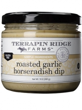 Roasted Garlic Horseradish Dip
