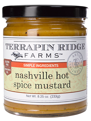 Nashville Hot Mustard