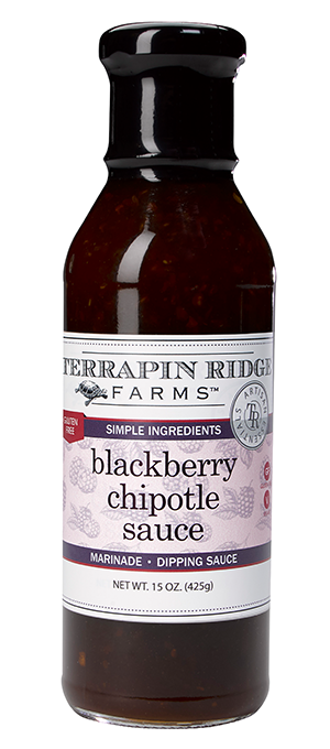 Blackberry Chipotle Sauce