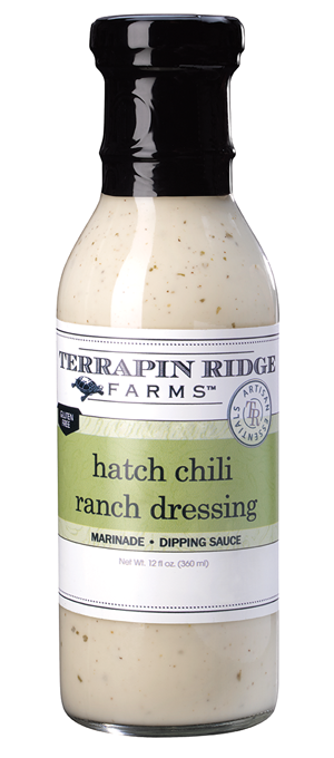 Hatch Chile Ranch Dressing