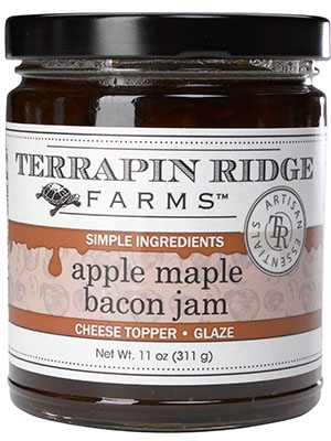 Apple maple bacon jam, Gourmet Jam, Bacon Jam