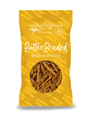 Terrapin Ridge Farms Braided Butter Pretzels