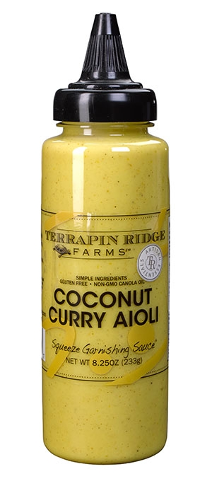 Coconut Curry Aioli